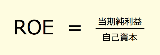 ROEの定義