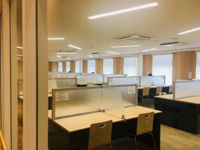 オーテピア 4F 学習室