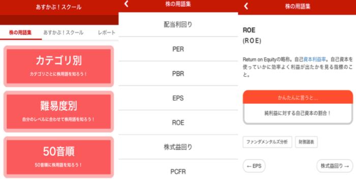 出典:あすかぶ!株の用語集 ファンダメンタルズ分析用語