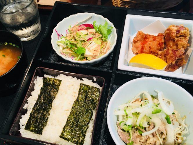 チキン弁当(780円)